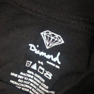 Diamond long sleeve tees